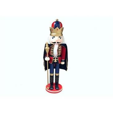 General for store1 Blue Deluxe Nutcracker