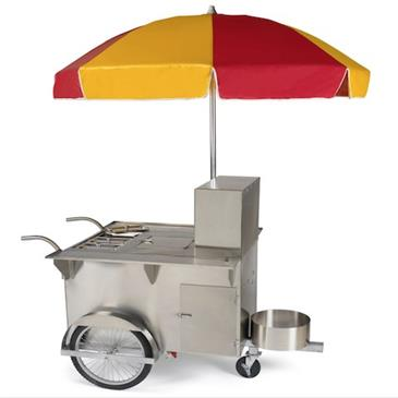General for store1 Hot Dog Cart