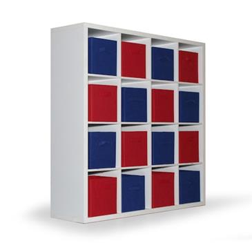 General for store1 White Cubbies
